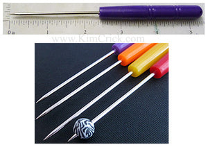 Thick Needle Tool for Clay and Crafts (Random Color)