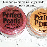Perfect Pearls Mica Powder for Clay, Stamping and Watercoloring (select a color)