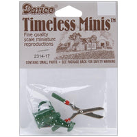 Miniature Doll House Garden Tools timeless minis