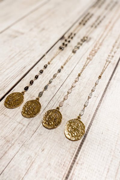 Samanca, Serenity Necklaces - Viva Diva Boutique