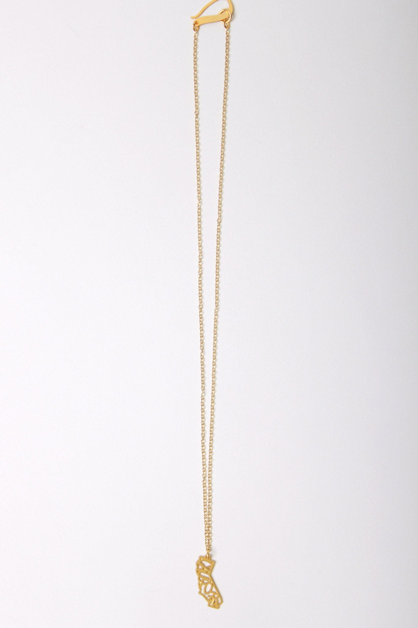 Kris Nations, California State Pride Necklace - Viva Diva Boutique