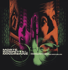 Luciano Michelini - Morte Sospetta Di Una Minorenne (Suspicious Death Of A Minor) LP