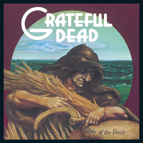 Grateful Dead - Wake Of The Flood LP (Rocktober Edition)