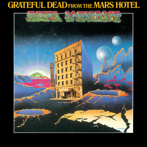 Grateful Dead - From The Mars Hotel LP (Rocktober Edition)
