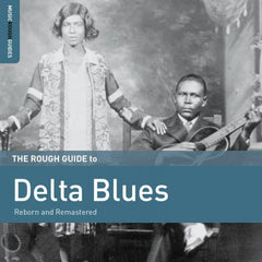 Rough Guide To Delta Blues LP