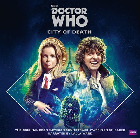 Dr Who - City Of Death 2LP