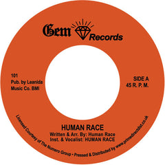 Human Race - Human Race / Grey Boy 7-Inch
