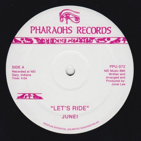 Junei - Let's Ride 12-Inch