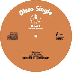 South Shore Commission - Free Man 12-Inch
