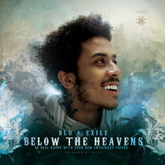 Blu & Exile - Below The Heavens 2xLP + 7-Inch (Blue Marble Vinyl)