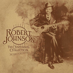 Robert Johnson - The Complete Recordings:  The Centennial Collection 3LP