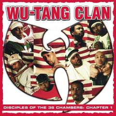 Wu-Tang Clan - Disciples of the 36 Chambers 2LP