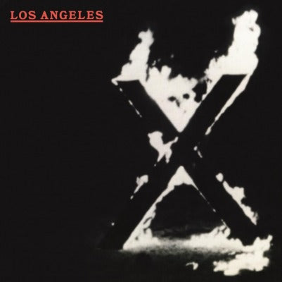 X- Los Angeles (35th Anniversary Edition) LP (180g)