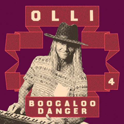 Olli - Boogaloo Danger 4 LP