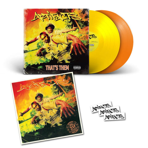 Artifacts - That's Them 2LP