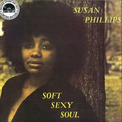 Susan Phillips - Soft Sexy Soul LP