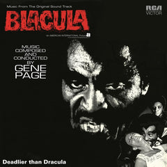 Gene Page - Blacula Soundtrack LP