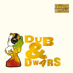 Brainpower - Dub & Dwars LP