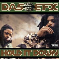 Das EFX - Hold It Down 2LP (Green Marbled Vinyl)