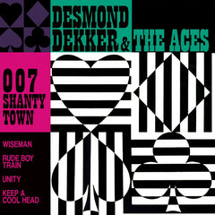 Desmond Dekker & The Aces - 007 Shanty Town LP (Orange Vinyl)