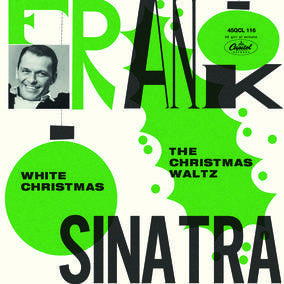 Frank Sinatra - White Christmas / The Christmas Waltz 7-Inch