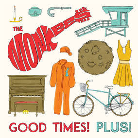 The Monkees - Good Times! Plus! 10-Inch
