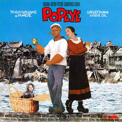 Harry Nilsson  Popeye: Original Motion Picture Soundtrack LP