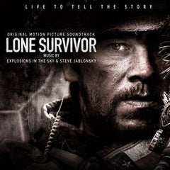 Explosions In The Sky & Steve Jablonsky - Lone Survivor (Original Motion Picture Soundtrack) 2LP
