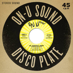 "Lee ""Scratch"" Perry - The Upsetter Meets Jahtari In The Secret Laboratory 7-Inch"