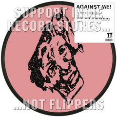 Against Me! - Stabitha Cristie 7-Inch Picture Disc