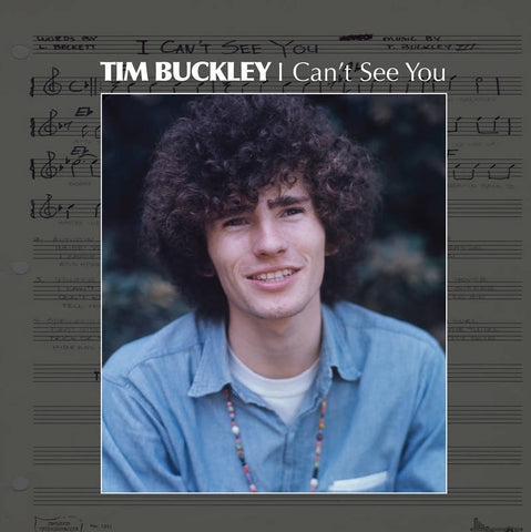 Tim Buckley - I Can't See You EP