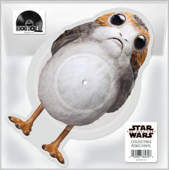 John Williams - The Last Jedi (Porg Shaped Picture Disc)