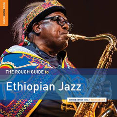 Rough Guide To Ethiopian Jazz LP
