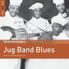 Rough Guide To Jug Band Blues LP