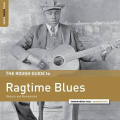 Rough Guide To Ragtime Blues LP