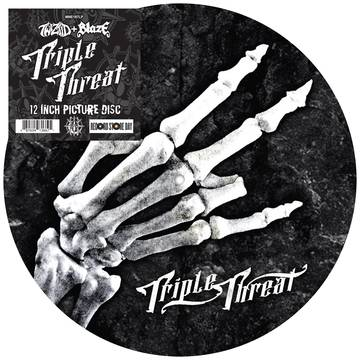 Triple Threat - Triple Threat Picture Disc LP