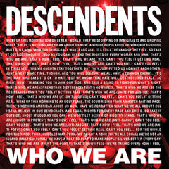 Descendents - Who We Are 7-inch