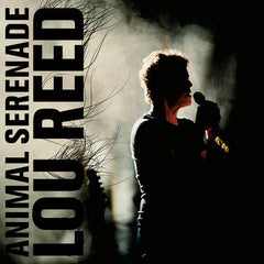 Lou Reed - Animal Serenade 3LP