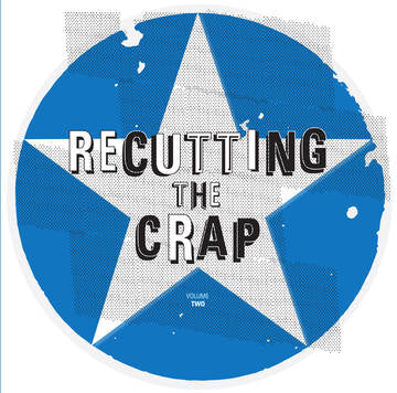 Various - Recutting The Crap Vol 2 2LP