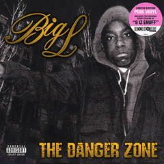 Big L - Danger Zone 2LP (Pink Vinyl)