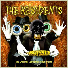 The Residents - Icky Flix: The Original Soundtrack Recording 2LP