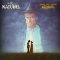 Randy Newman - The Natural Soundtrack LP