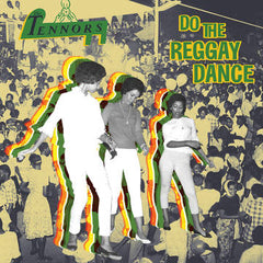 The Tennors - Do The Reggay Dance LP