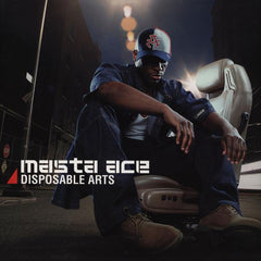 Masta Ace - Disposable Arts 2LP (Blue Vinyl)