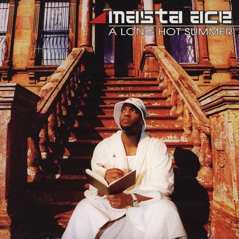 Masta Ace - A Long Hot Summer 2LP (Orange Vinyl)