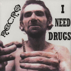 Necro - I Need Drugs 2LP