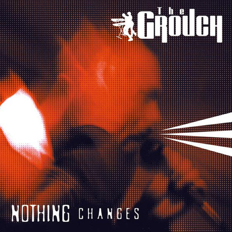 The Grouch - Nothing Changes 2LP (Blue Vinyl)