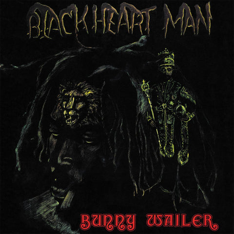 Bunny Wailer - Blackheart Man LP