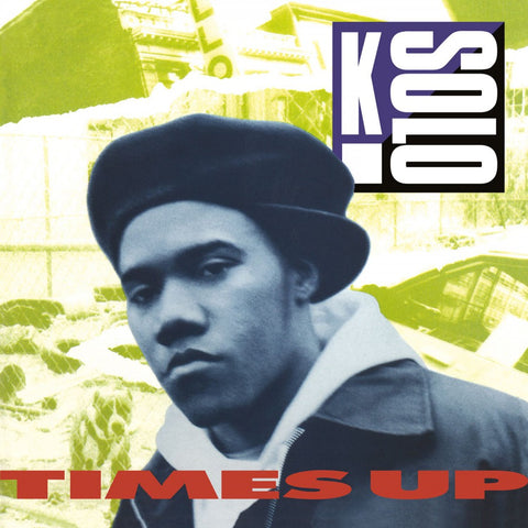 K-Solo - Times Up LP