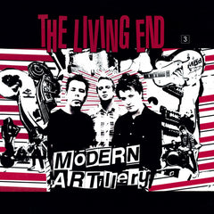 The Living End - Modern Artillery LP (Red Vinyl)